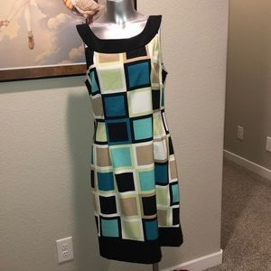 Connected Mod Dress